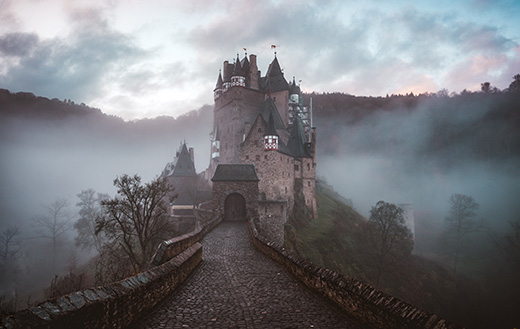 Eltz Castle Wierschem Germany