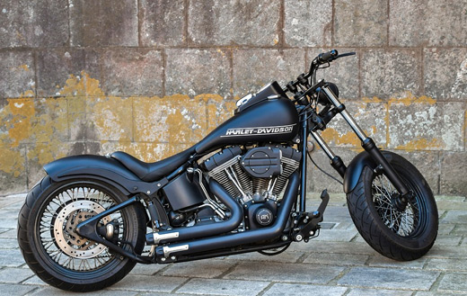 Harley motor jigsaw