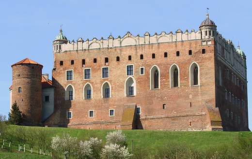 Teutonic Knights castle jigsaw