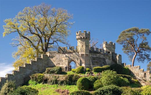 Warwick Castle puzzle