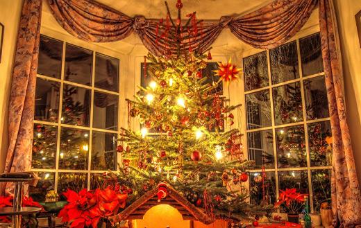 Christmas three jigsaw