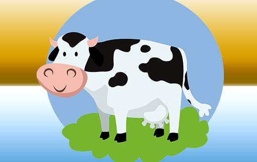cow jigsaw
