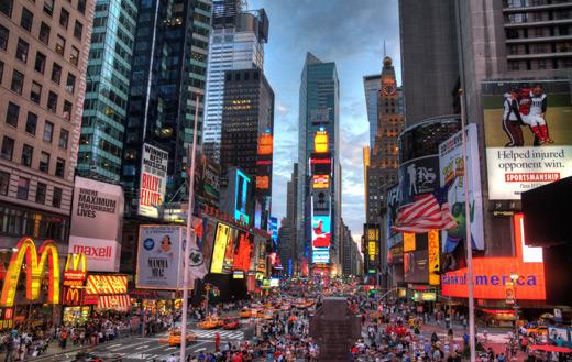 New york jigsaw