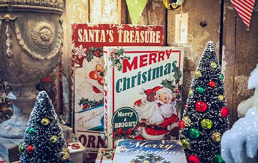 Santa's treasue jigsaw puzzle