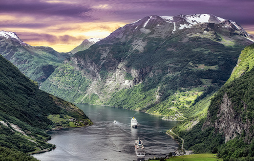 Landscape Norway