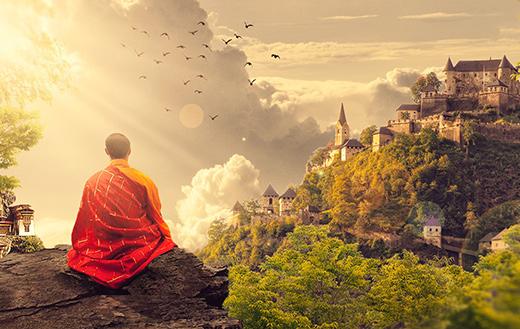 buddhist fantasy