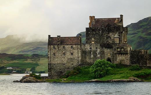 Eilean Donan Castle United Kingdom
