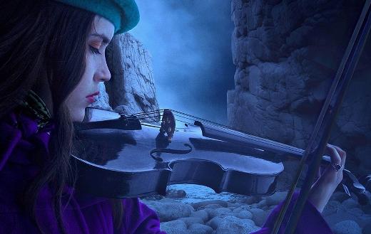 fantasy-violinist