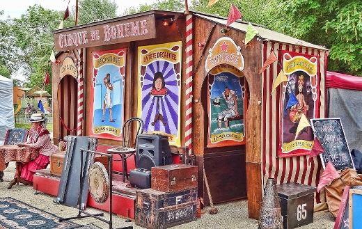 circus tarot puzzle