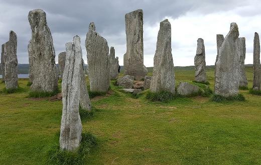 Scotland miracle stones