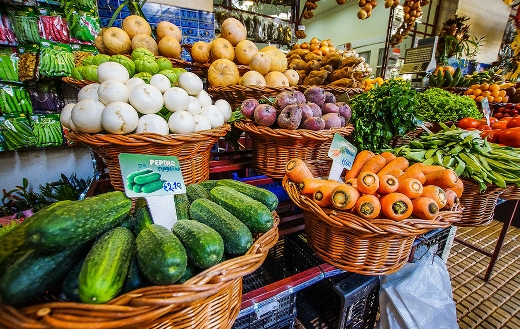 vegetable stall jigsaw puzzle