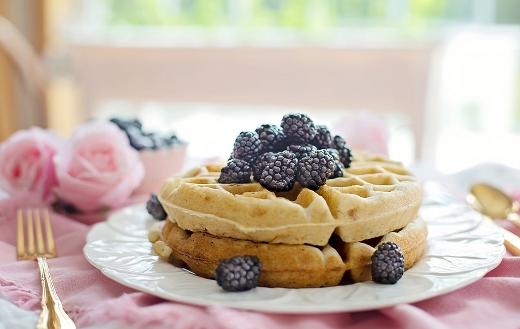 waffles breakfast jigsaw
