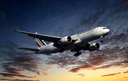 Aircraft flight sky travel transport