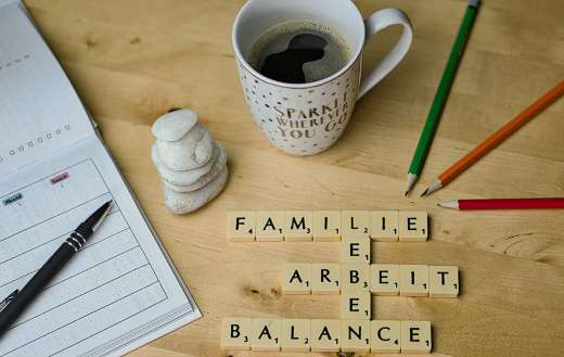 Work life balance and family compensation
