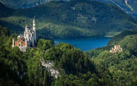 Bavaria castle