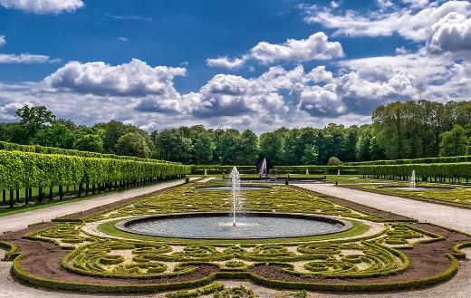 Garden park art