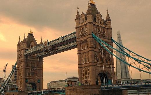 London city tower bridge