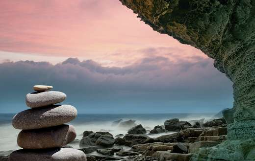 Stones coast feng shui