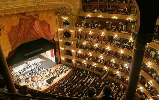 Orchestra opera concert classical musical music