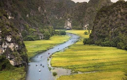 Province Vietnam boat cave online