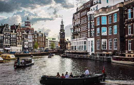 Amsterdam trip travel