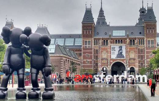 Amsterdam Holland architecture online