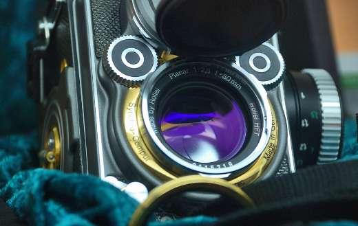 Camera lens puzzle
