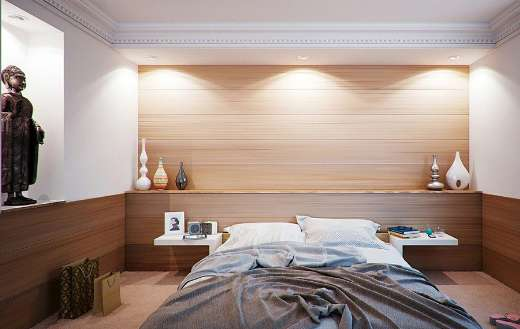 Interior design bedroom online