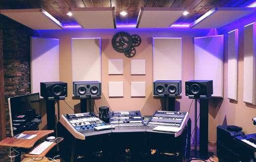Music studio puzzle