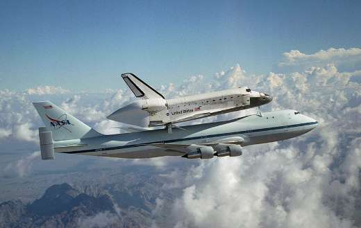 Space shuttle nasa aerospace gravity force online