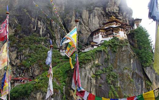 Takshang Bhutan temple online