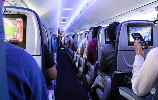 Airplane airbus flight passengers online