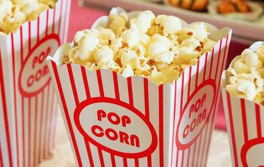 Popcorn food puzzle