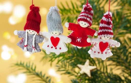 Christmas cute decoration