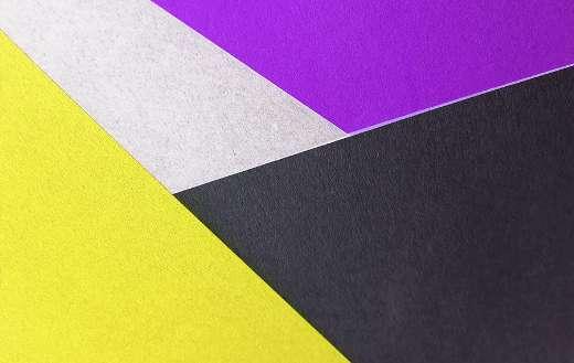 Three colors art puzzle