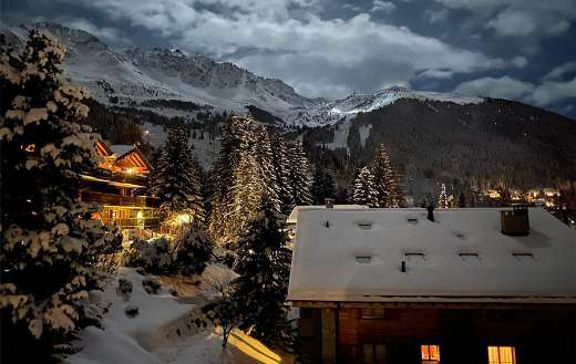 Verbier Switzerland