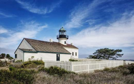 Cabrillo national monument puzzle