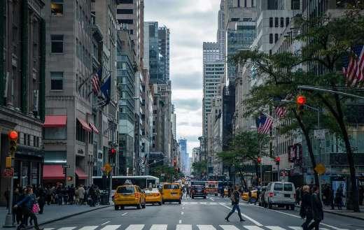 City street photo puzzle