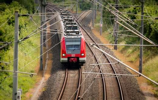 Train railways online