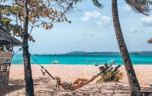Beach view online