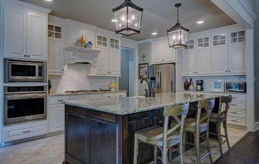 Kitchen interior design room online
