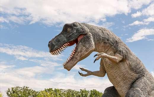Tyrannosaurus rex online