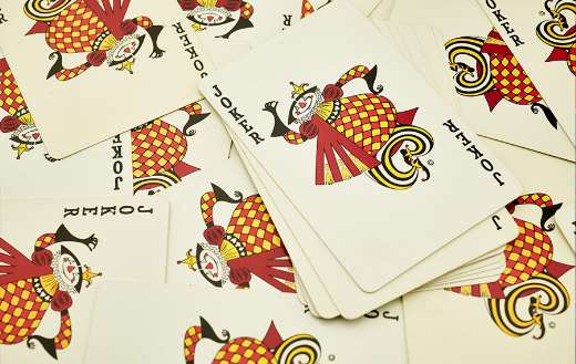Joker cards puzzle