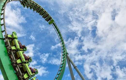 Maps perak roller coaster