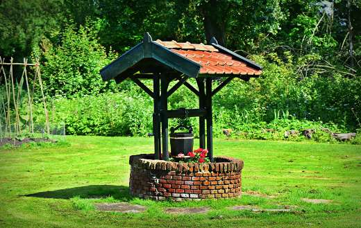 Old water well online