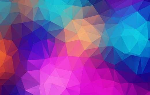 Pattern tilt light art puzzle
