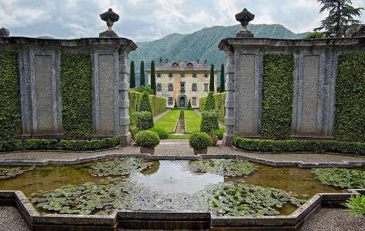Villa balbiano online