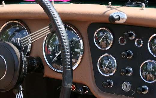 Auto speedometer dashboard transport system steering wheel