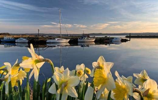 Scotland charlestown harbour puzzle