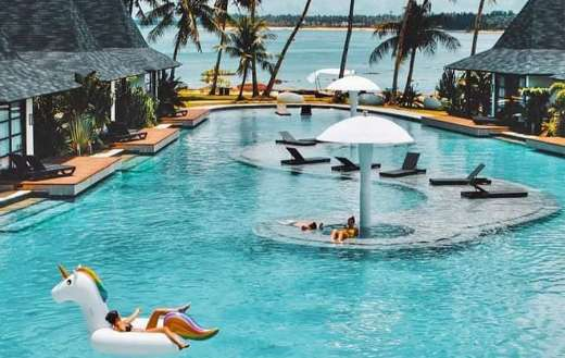 Siargao island hotel online